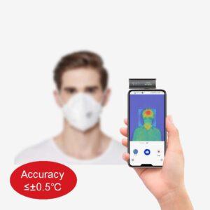 IR Fever Scanner for smart phone