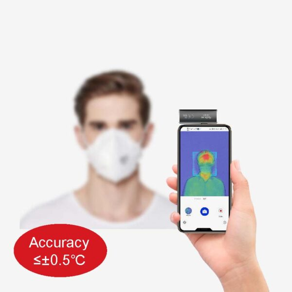 IR Fever Scanner for smart phone